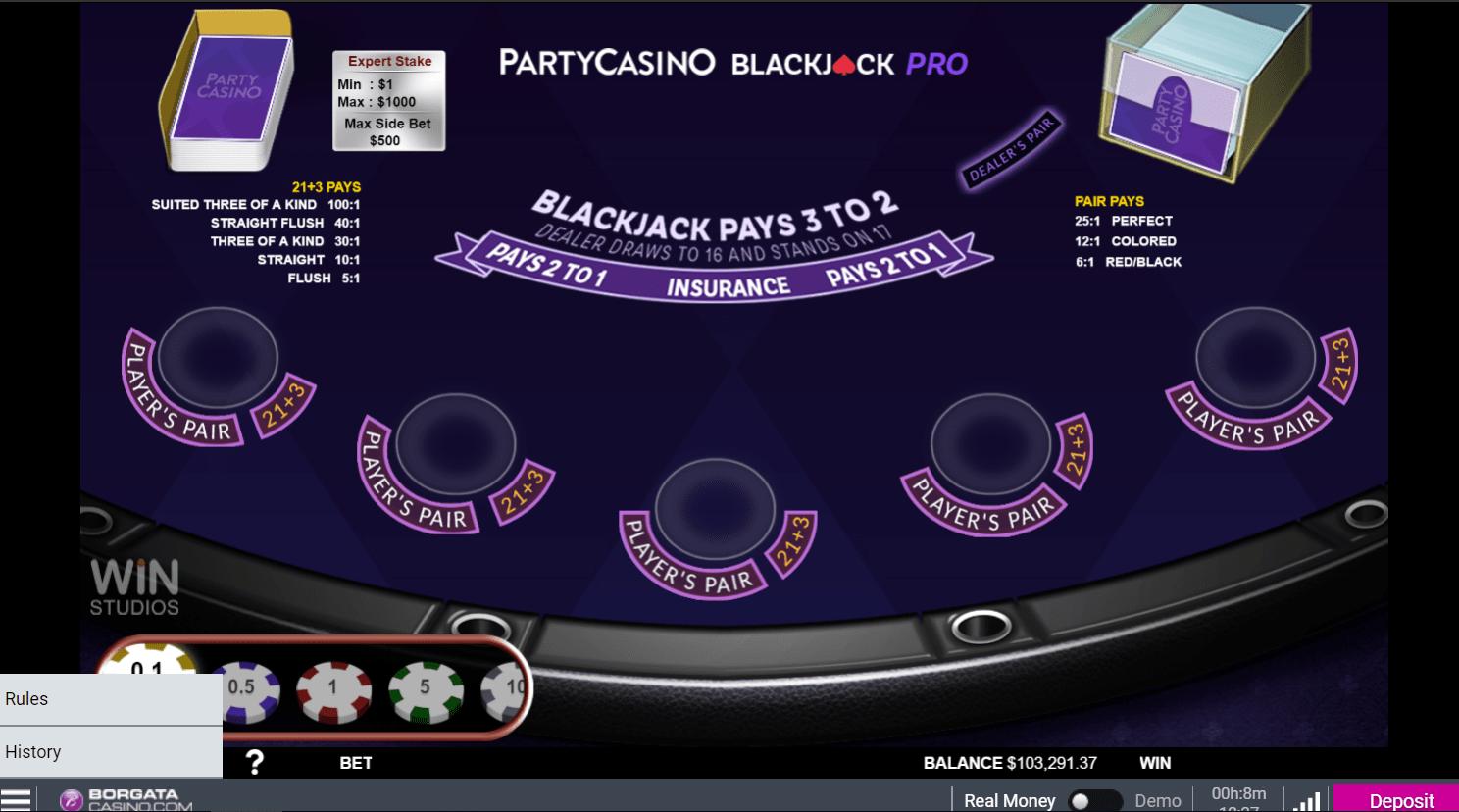 Speedy casino bet