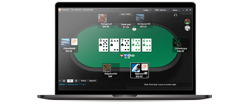Play Online Poker Games Texas Hold Em Omaha And More