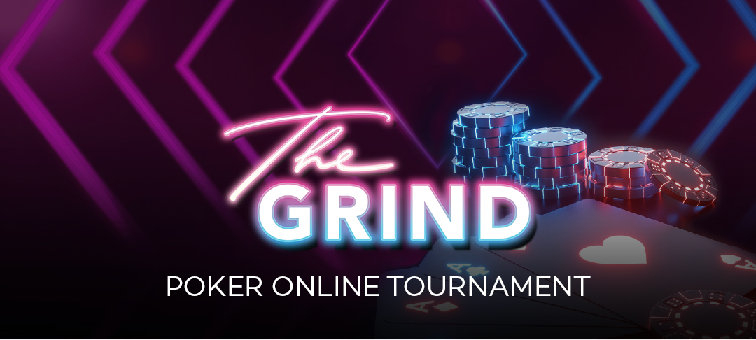 We're giving you free cash and tournament dollars when you grind the felt like a champion.